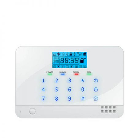 GSM alarm 02 SECURITY